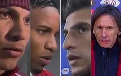 Copa América: ¿Qué dijeron los jugadores peruanos tras el debut?