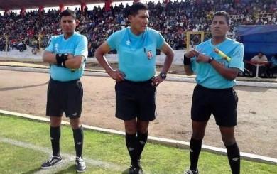 Copa Perú: partido se retrasó porque el árbitro llegó borracho