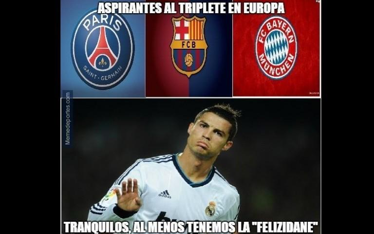 Champions league los mejores memes previo al sorteo de for Sorteo champions cuartos 2017