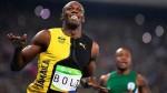 Río 2016: pagan 16 mil euros por una zapatilla firmada por Usain Bolt - Noticias de justin gatlin