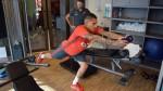 Paolo Guerrero entrenó y podrá jugar por Flamengo en la Sudamericana - Noticias de rafael vaz