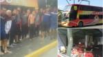 Venezuela: plantel del Trujillanos fue secuestrado y sufrió robo en bus - Noticias de club trujillanos