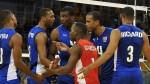 Cuba: voleibolistas condenados a prisión por violación en Finlandia - Noticias de violaciones sexuales