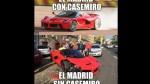 Real Madrid volvió a empatar y dejó divertidos memes ante Las Palmas - Noticias de victor gabriel rivera araujo