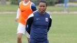 Alianza Lima: Juan Jayo dirigirá al equipo íntimo hasta fin de año - Noticias de sporting cristal