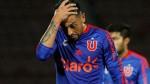 Gonzalo Jara fue suspendido seis partidos por escupir a un rival - Noticias de diego jara