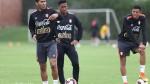 Selección peruana arrancó los trabajos pensando en Argentina y Chile - Noticias de carlos bauza