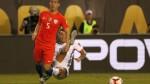 Chile: Francisco Silva no jugará ante la selección peruana por lesión - Noticias de cruz silva