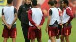 Selección peruana realizó un partido de práctica ante la Sub 20 - Noticias de fernando nogara