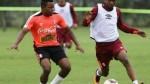 Selección peruana realizó un partido de práctica ante la Sub 20 - Noticias de selección peruana sub 20