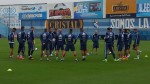 Perú vs. Argentina: imágenes de la primera práctica albiceleste en Lima - Noticias de sergio gallardo