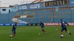 Perú vs. Argentina: imágenes de la primera práctica albiceleste en Lima - Noticias de luis correa