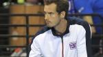 Andy Murray confesó que fue acosado por una empleada de hotel - Noticias de andreas lesauvage