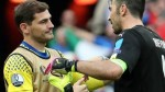 """Gianluigi Buffon: """"Será extraño enfrentarme a España sin Iker Casilas"""" - Noticias de iker casillas"""