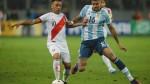 Christian Cueva y su cábala para el partido ante Argentina - Noticias de medias rojas