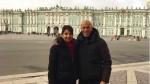 Zidane aprovechó partidos internacionales para viajar a San Petersburgo - Noticias de jan ole kriegs