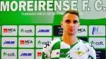 Benjamín Ubierna rescindió contrato con el Moreirense de Portugal - Noticias de benjamin olken