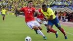 Enzo Roco, el encargado de frenar a Paolo Guerrero en el Chile vs. Perú - Noticias de domingo guerrero