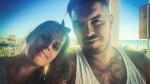 Juan Vargas y su pareja Blanca Rodríguez protagonizan tierno baile - Noticias de loco vargas