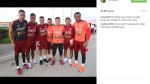 Raúl Ruidíaz: así 'vaciló' a Carlos Cáceda en Instagram - Noticias de carlos barra