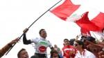 Panamericanos de Surf: 'Titi' Hurtado y Pancho Galdós se quedan con el oro - Noticias de longboard