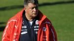"""Borghi: """"Festejo mucho el recambio por el que está pasando la selección peruana"""" - Noticias de claudio borghi"""