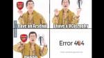 Champions League: los divertidos memes que dejó el inicio de la fecha 3 - Noticias de pierre emerick aubameyang