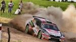 Nicolás Fuchs quedó listo para competir en Gales por el Mundial de Rally - Noticias de pirelli