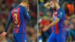 Barcelona: Gerard Piqué estará tres semanas de baja y Jordi Alba dos - Noticias de graas silva foster