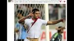 """Zambrano: """"Que envidia sana tengo, defender a Perú no tiene comparación"""" - Noticias de rubin kazan"""