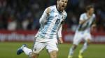 Argentina: la novedad de Bauza emocionado por el encuentro con Messi - Noticias de erik lamela