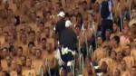 Corinthians: policía obligó a hinchas a quitarse polo para ser revisados - Noticias de marc ferrez