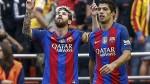Barcelona: ¿Por qué Messi y Suárez no asistieron a los Premios de LaLiga? - Noticias de cesar valencia