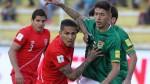 """Bolivia: """"Si los puntos se los dan a Chile o Perú, se armará una grande"""" - Noticias de fifa"""
