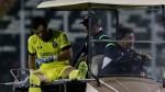Justo Villar le dice adiós al 2016 por rotura de ligamento de rodilla - Noticias de cobreloa