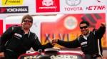 Caminos del Inca: Raúl Orlandini y Jhon Navarro se consagran campeones - Noticias de raúl orlandini
