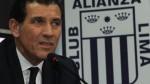"""Alianza Lima: """"Esperaremos que  Universitario resuelva sus problemas"""" - Noticias de gustavo zevallos"""