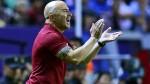Sampaoli lamentó que el Sevilla se fue sin nada pese a un buen partido - Noticias de jorge messi