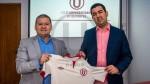 Universitario presentó a César Vento como su nuevo gerente general - Noticias de juan alberto moreno