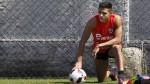 Chile: Alexis Sánchez fuera del duelo con Colombia por lesión - Noticias de gary medel