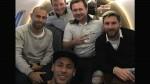 Messi, Mascherano y Neymar ya están en Belo Horizonte - Noticias de alejandro sabella