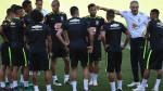 Tite ensayó con un tridente formado por Neymar, Coutinho y Gabriel Jesús - Noticias de barcelona sandro rosell