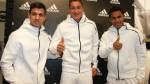 Guastavino, Ibáñez y Lobatón: esto dijeron de reclamos en el fútbol peruano - Noticias de luis horna