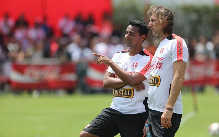 Tite confirmó el once titular del Scratch para mañana — Perú-Brasil