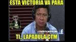 Perú goleó a Paraguay en Asunción y dejó estos divertidos memes - Noticias de christian berger