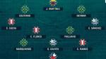 Cueva, Ramos y Flores en el equipo ideal de la fecha 11 de las Eliminatorias - Noticias de christian bravo