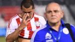 Dirigente de Paraguay pidió disculpas a su país por la derrota ante Perú - Noticias de rodrigo rojas
