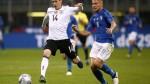 Gianluca Lapadula no jugó: Italia y Alemania igualaron sin goles - Noticias de bernd leno