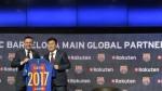 Rakuten: conoce detalles del nuevo patrocinador del Barcelona - Noticias de negocios barcelona