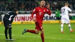 Bayern Munich desmintió renovación del francés Ribery hasta 2018 - Noticias de supercopa de alemania
